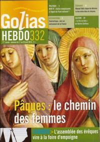 Golias Hebdo n°332